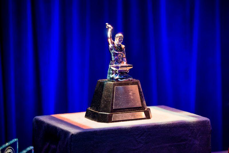 CIC-Silver Anvil Statue